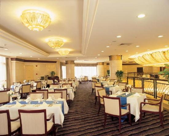 The Bund Hotel: -Restaurant