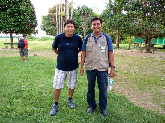 Amazon Reise Eco Lodge : Alexis Humala Tasso