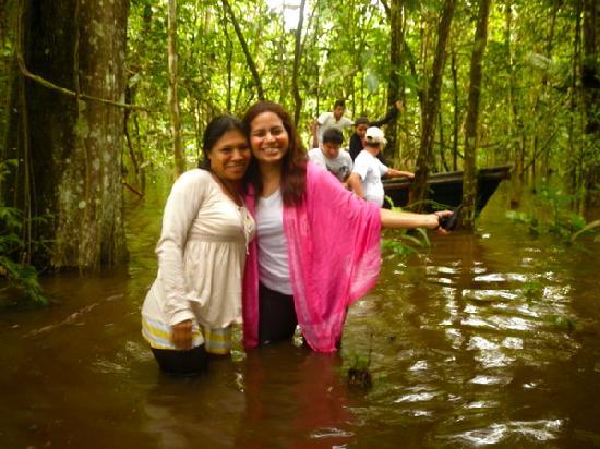 Amazon Reise Eco Lodge: Caminatas de Aventura