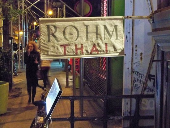 Rohm NYC: Here it is!