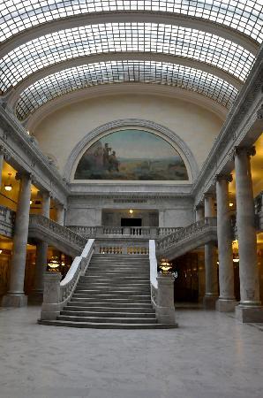 Utah State Capitol: Cap5