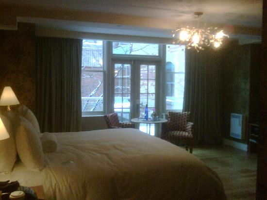 The Ivy at Verity : Room