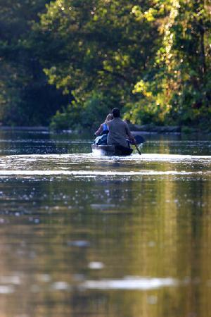 Amazon Reise Eco Lodge: Paseos en Canoas