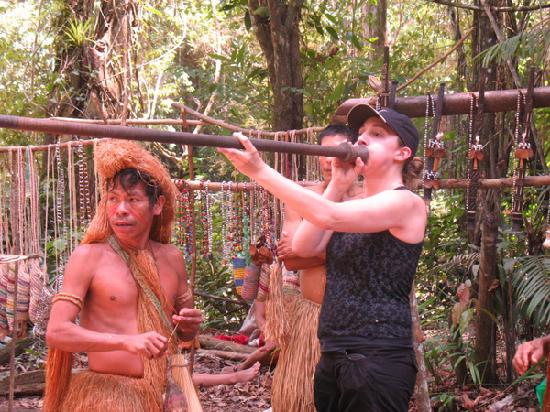 Amazon Reise Eco Lodge: Indios Yaguas