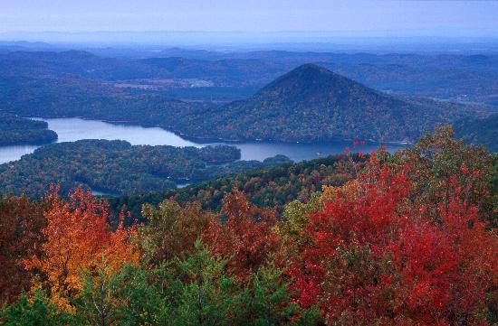 Tennessee: Ocoee Scenic Byway