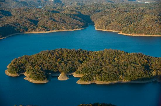 Tennessee: Dale Hollow Lake