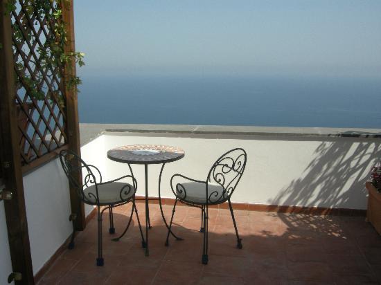 Hotel Villa Felice Relais: terrazzo