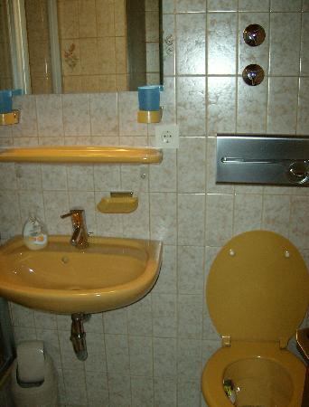 Appartement Gästehaus Köpf: bagno