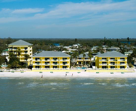 Sandpiper Gulf Resort: Gulf of Mexico view