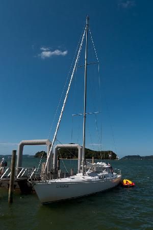 Bay of Islands Sailing/Gungha II: Sailing on Gungha II