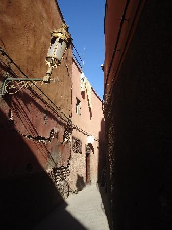 Dar Kawa Riad : The neighbourhood.