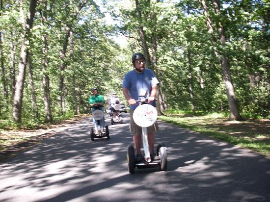 Segway Tours of Gettysburg (SegTours, LLC): Segwaying