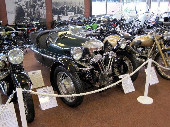 Hotels Near National Motorcycle Museum Birmingham