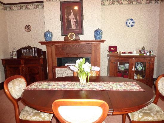 BallyVista and Dalfruin Bed & Breakfast: Dalfruin Dining Room
