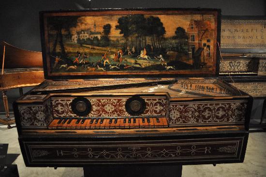 Musée de la musique : Musee de la Musique