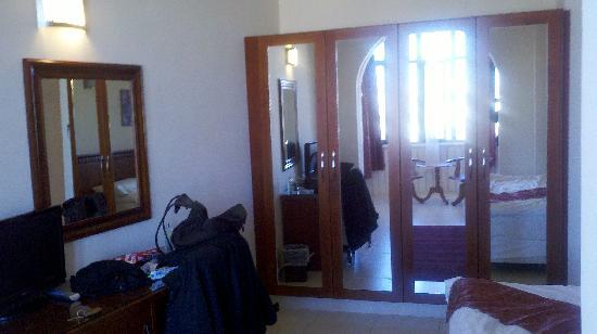 Mount David Hotel: room