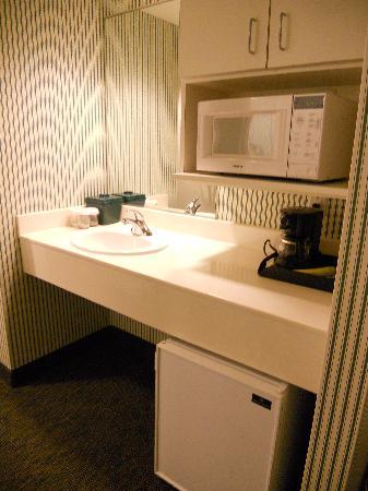 Woodlands Hotel & Suites - Colonial Williamsburg: Galley
