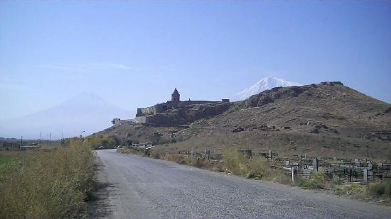 Armenië: Khor Virup Armenia