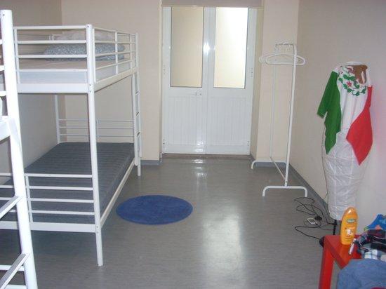 Eden House Porto: habitacion