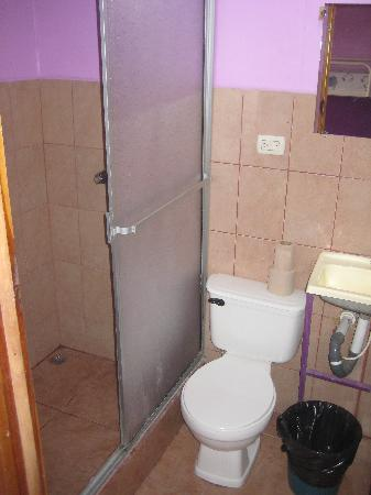 Gringo Pete's Too: Private bathroom