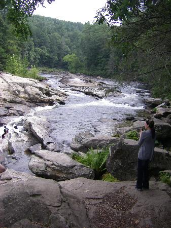 Bartram Trail: Chattooga Wild and Scenic River