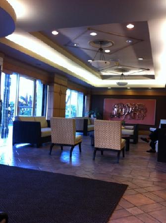 Kapok Hotel: lobby
