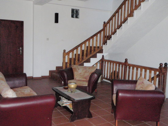 Unawatuna Nor Lanka Hotel: Second floor common area