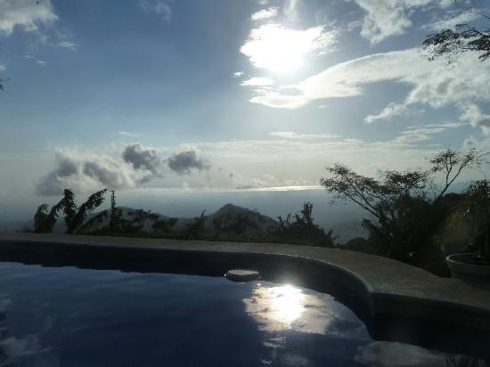 El Mirador: Der Pool