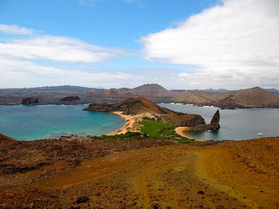 Galapagos Safari Camp: Bartolome Island