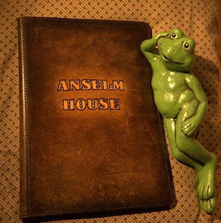Frog Freda @ Anselm House