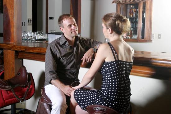 Hotel Borinquen Mountain Resort : Bar/Lounge