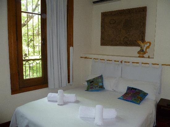 Rugantino Hotel Boutique: Our room at Rugantino.