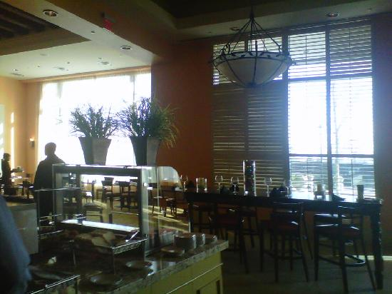 Raleigh Marriott City Center: Posta Tuscan Grille