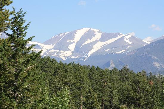 Estes Park Campground at East Portal : The Divide