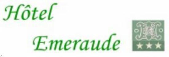 Hotel Emeraude : Logo