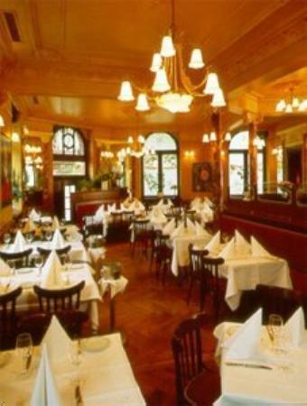 Hotel Schiller Freiburg : Restaurant Schiller
