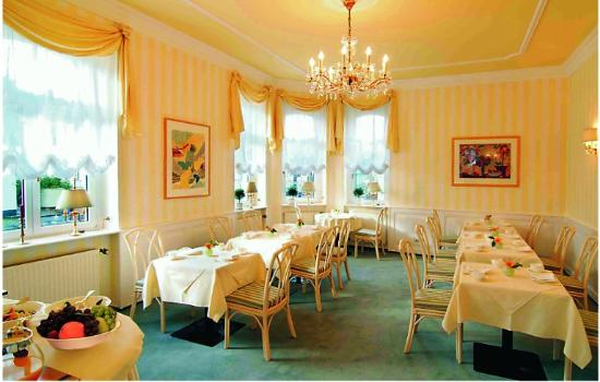 Hotel Residenz Joop: Fruhstucksraum