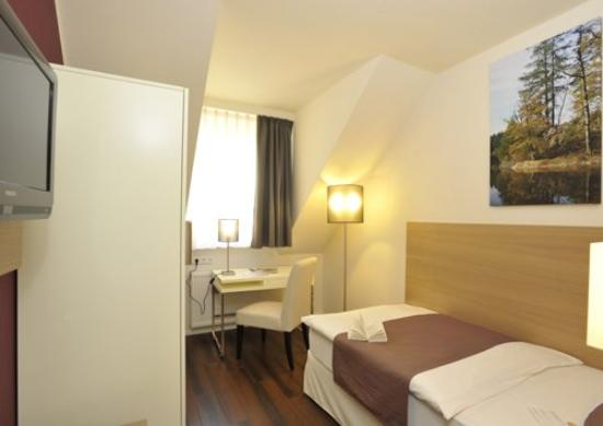 Ringhotel Goldener Knopf: Standard Single Room