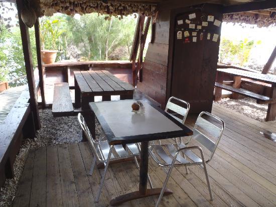 Lagoonarium: restaurant