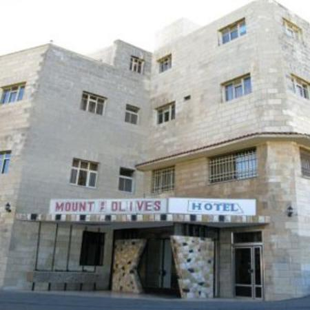 Mount of Olives Hotel: Mtolives Exterior