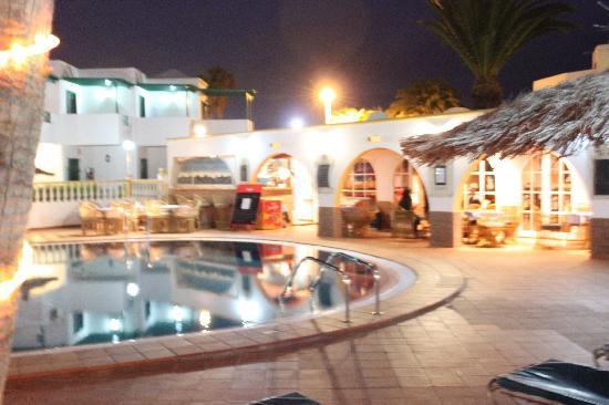 Club Las Adelfas : poolbar