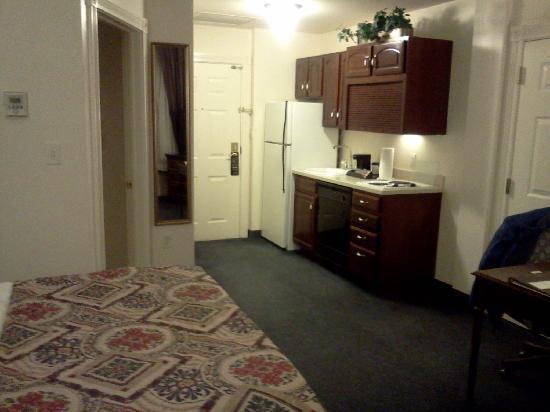 هوتل آت أولد تاون: Room 333b