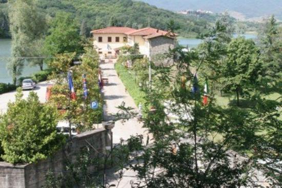 Hotel del Lago: Del Lago View