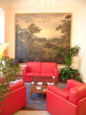 Strozzi Palace Hotel: LOBBY