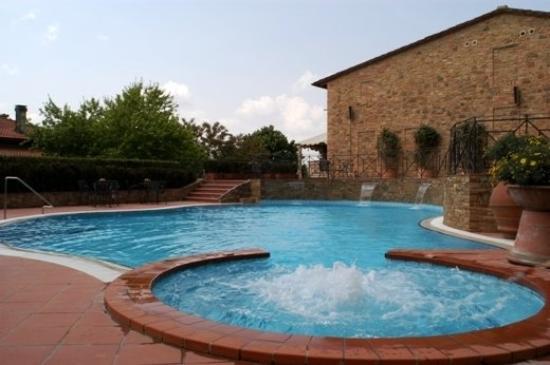 UNA Palazzo Mannaioni: Spa