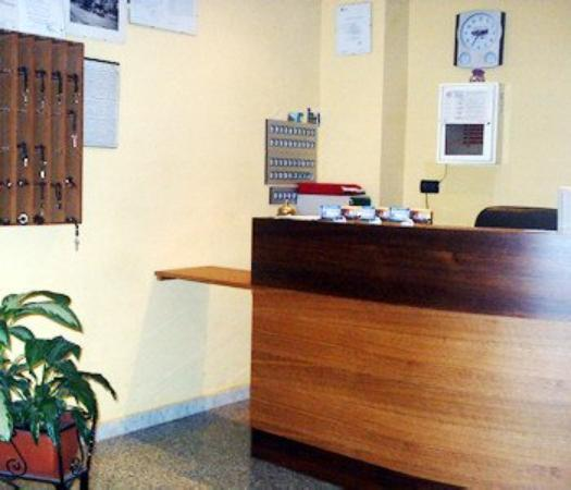 Hotel Serafino: Lobby View