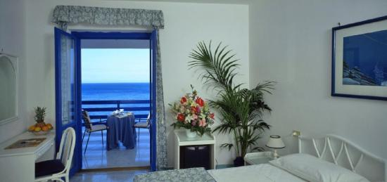 Hotel Grotta Azzurra : Double room