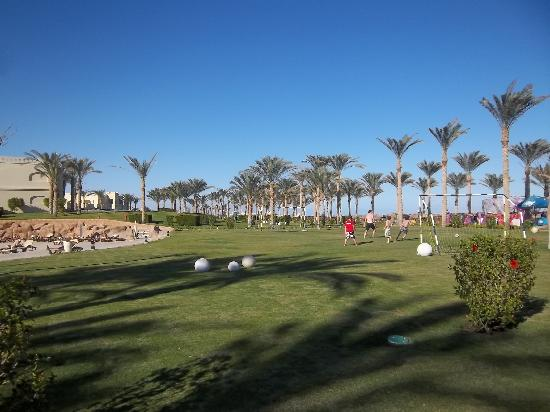 Rixos Sharm El Sheikh: playground