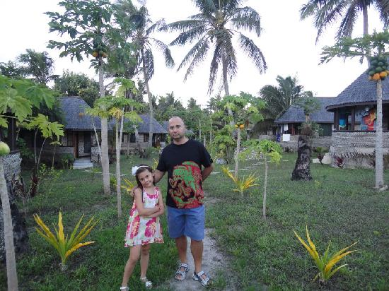 Heilala Holiday Lodge: A look at the Superior Fales with my daughter