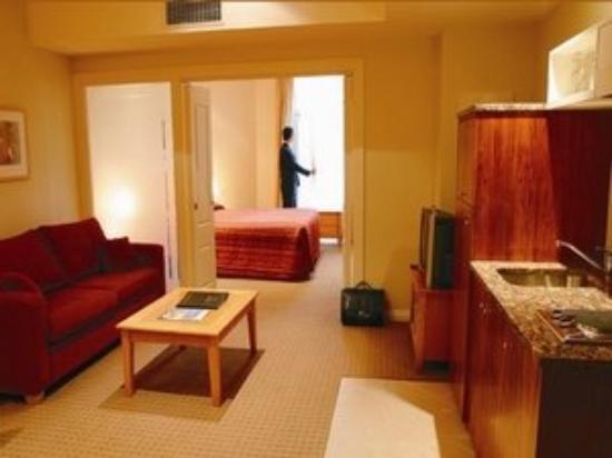 Hotel Minerva: Guest Room